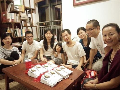 办喜事——南国书香节羊城书展暨雪漠作品展 - 雪漠 -