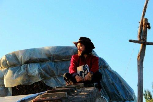 """雪漠:武威老家的人和事(4)――""""从岭南到西部""""之五十 - 雪漠 -"""