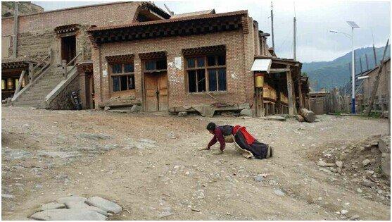 """雪漠:小村的信仰(4)――""""从岭南到西部""""之五十九 - 雪漠 -"""