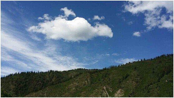 """雪漠:小村的生活(7)――""""从岭南到西部""""之六十六 - 雪漠 -"""