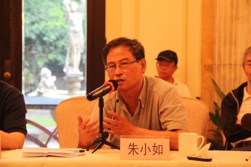 雪漠开始调皮了,获得了一种写作的自由——上海《野狐岭》创作研讨会发言 - 雪漠 -