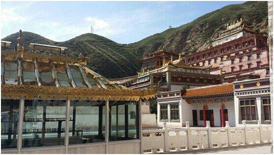 """雪漠:天祝三峡之行(4)——""""从岭南到西部""""之八十四 - 雪漠 -"""
