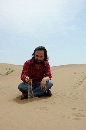 雪漠:风缘——《拜月的狐儿——雪漠的情诗或道歌》精选 - 雪漠 -