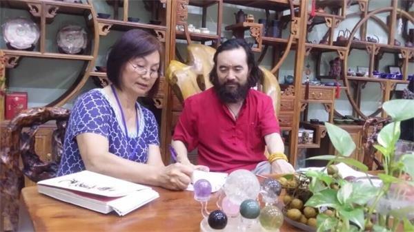 """""""香巴文化对外翻译交流项目""""与美国两位知名翻译家正式签约 - 雪漠 -"""