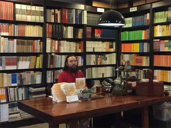 """雪漠的""""四不像""""——作家雪漠做客宁波枫林晚书店发言精选 - 雪漠 -"""