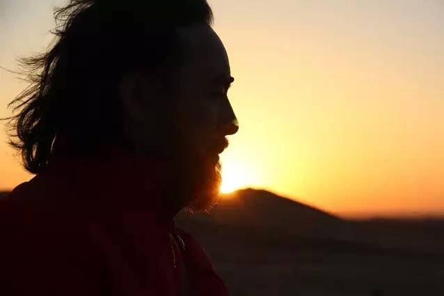 雪漠:一个不被外物奴役的自由人 - 雪漠 -